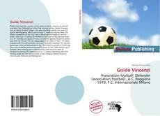 Capa do livro de Guido Vincenzi