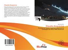 Capa do livro de Claudio Acquaviva