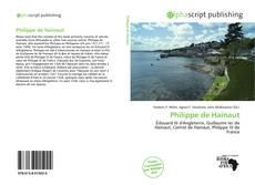 Philippe de Hainaut的封面