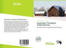 Bookcover of Australian Transport Safety Bureau