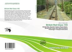 British Rail Class 155 kitap kapağı