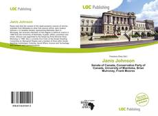 Bookcover of Janis Johnson