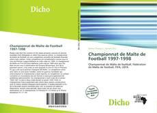 Portada del libro de Championnat de Malte de Football 1997-1998
