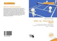 Portada del libro de 2001 St. Petersburg Open