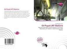 Bookcover of Gil Puyat LRT Stationa