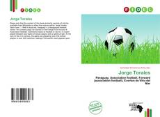 Bookcover of Jorge Torales