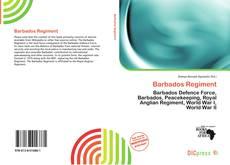 Bookcover of Barbados Regiment