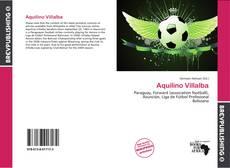 Bookcover of Aquilino Villalba