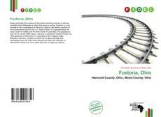 Fostoria, Ohio kitap kapağı