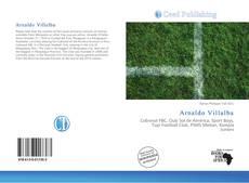 Capa do livro de Arnaldo Villalba