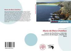 Bookcover of Marie de Blois-Châtillon