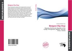 Bookcover of Belgian Hip Hop