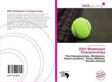 Обложка 2001 Wimbledon Championships