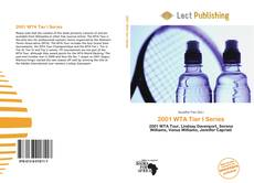 Bookcover of 2001 WTA Tier I Series