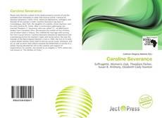 Copertina di Caroline Severance