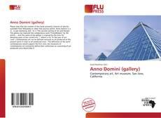 Couverture de Anno Domini (gallery)