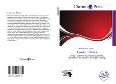 Couverture de Louise Reiss
