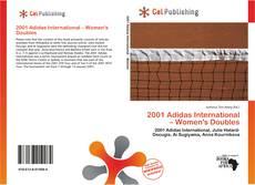 2001 Adidas International – Women's Doubles kitap kapağı