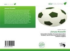 Portada del libro de Janusz Kowalik
