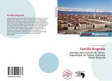 Capa do livro de Famille Brignole