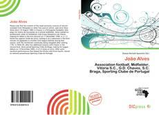 Buchcover von João Alves