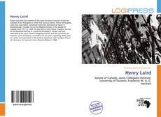 Portada del libro de Henry Laird