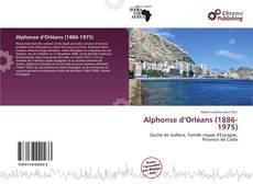 Bookcover of Alphonse d'Orléans (1886-1975)