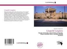 Copertina di Léopold Langlois