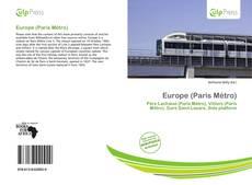 Europe (Paris Métro) kitap kapağı