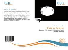 Обложка Traité de Péronne
