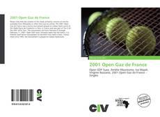 2001 Open Gaz de France kitap kapağı