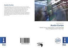 Austin Corbin kitap kapağı