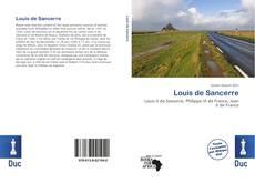 Louis de Sancerre的封面