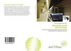 Gorskaya road interchange kitap kapağı