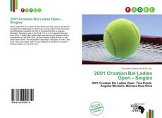Couverture de 2001 Croatian Bol Ladies Open – Singles