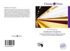 Bookcover of Godavari Express
