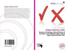 Edgar Sydney Little kitap kapağı
