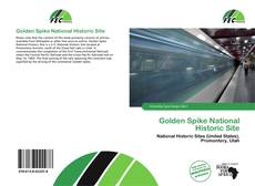 Bookcover of Golden Spike National Historic Site