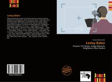 Portada del libro de Lesley Baker