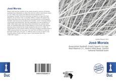 Portada del libro de José Morais