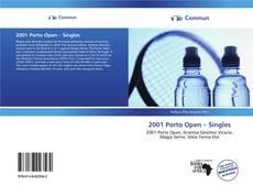 Bookcover of 2001 Porto Open – Singles