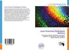 Обложка Juan Francisco Rodríguez Herrera
