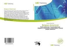 Belgian American kitap kapağı