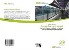 Couverture de Grand Canyon Limited