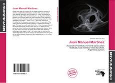 Bookcover of Juan Manuel Martínez