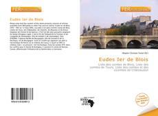 Capa do livro de Eudes Ier de Blois