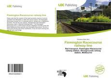 Bookcover of Flemington Racecourse railway line