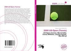 Capa do livro de 2000 US Open (Tennis)