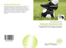 Bookcover of Grzegorz Sandomierski