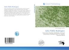 Bookcover of Julio Pablo Rodríguez